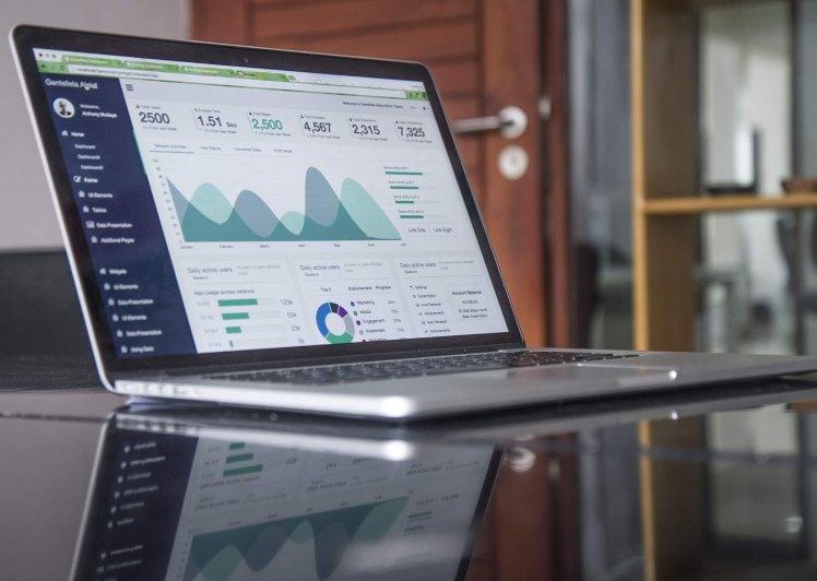 Transformación Digital Marketing Digital Data Dashboard