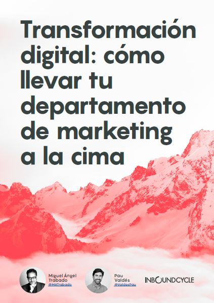 Ebook InboundCycle Transformación Digital