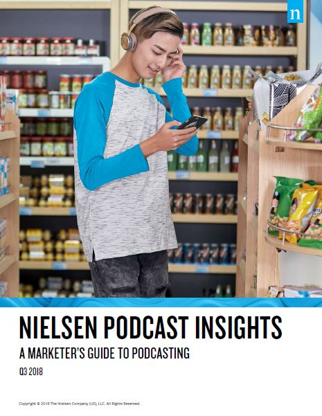 Nielsen Podcast Insights Inbound Mindset